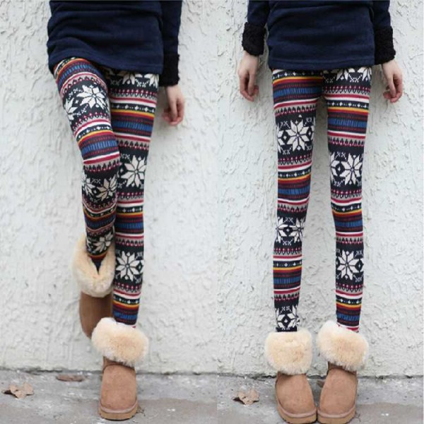 Legging azteque colore aztec tribal leggings skinny colorful printed ref-03