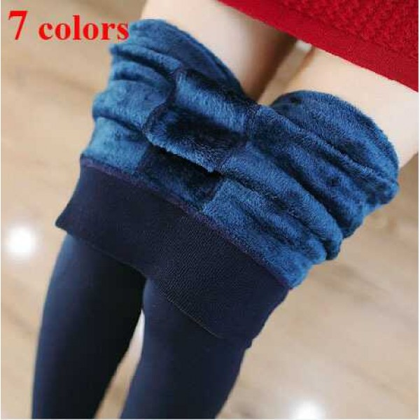 Legging epais hiver thick leggings winter warm ref-03