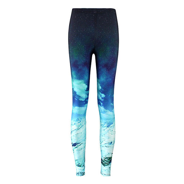 Legging galaxy fantaisie motif original leggings space printed ref-24