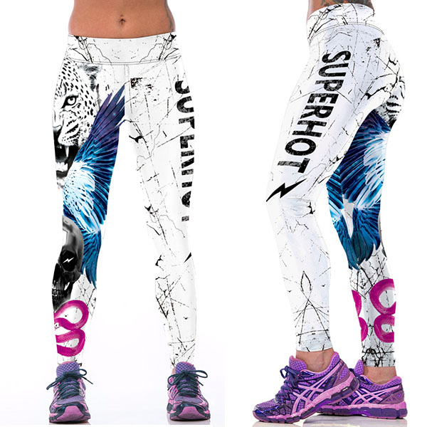 Legging sport fitness gym leggings sexy Hot workout  ref-17