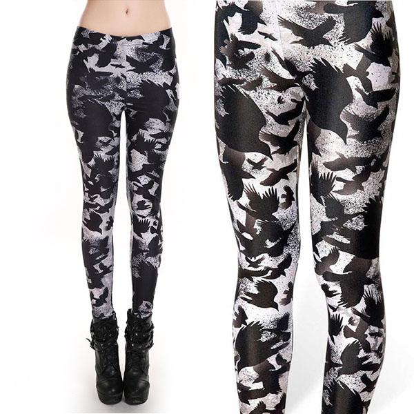 Legging imprime fantaisie motif original leggings printed ref-05