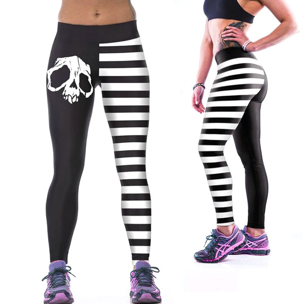 Legging imprime fantaisie motif original leggings printed ref-08