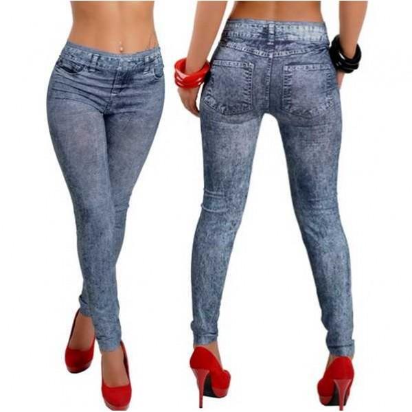"""legging effet jean"""""""