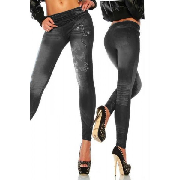 Legging jean leggings jeans jegging sexy fashion ref-05