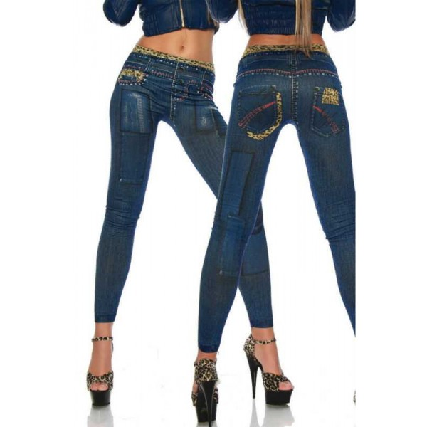 Legging jean leggings jeans jegging sexy fashion ref-08