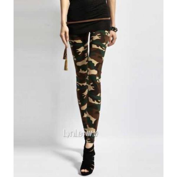 Legging Militaire