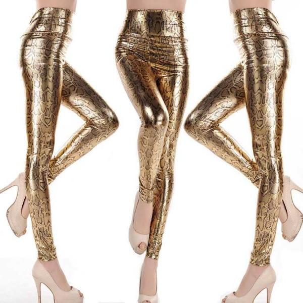 Legging simili cuir faux leather leggings sexy fashion pu ref-04