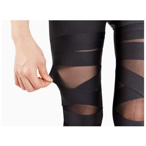 Legging troue dechire destroy ripped leggings sexy fashion ref-02