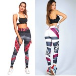 Legging fitness Squat Workout Musculation push up bandage ref-31